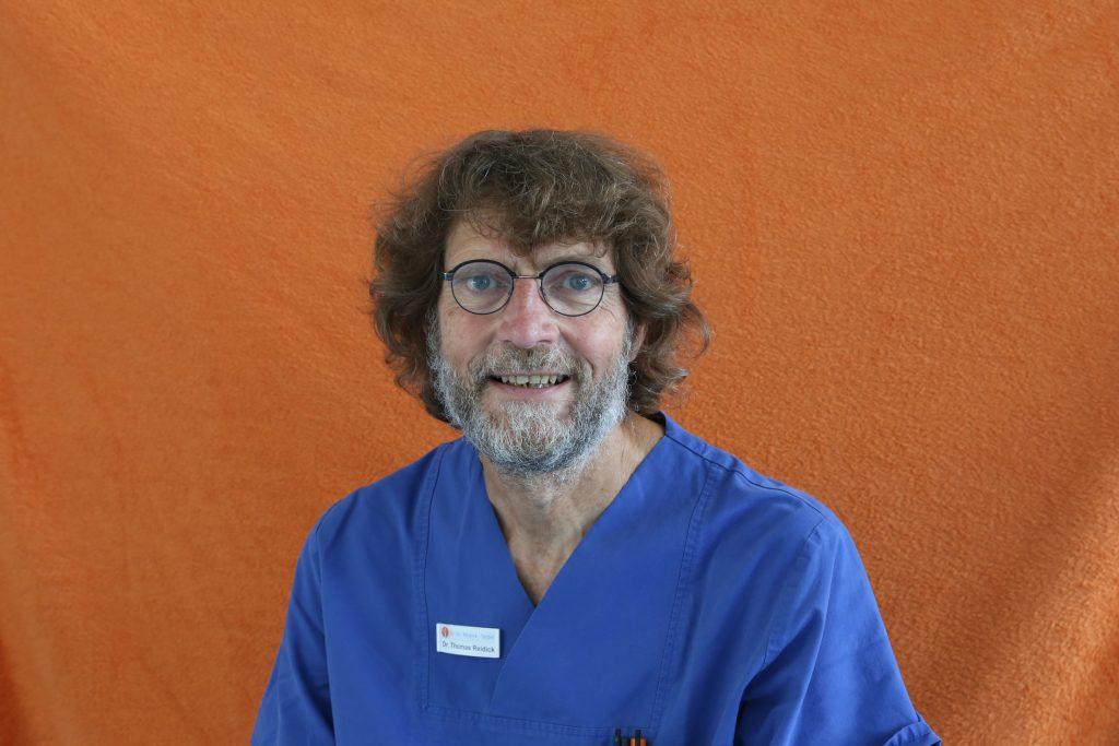 Dr. Dr. Thomas Reidick, Facharzt für Mund-, Kiefer-, Gesichtschirurgie